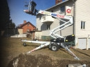 Släpvagnslift DINO 160xt