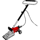Mattborttagare för golvmattor