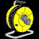 Kabelvinda 220 V